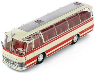 1964 Neoplan NH 9L Bus (Beige/Red)