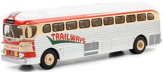 "1:43 1955 GM PD3751 Bus ""Trailways"""