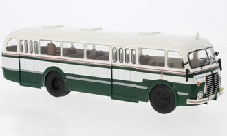 1:43 Skoda 706 Ro Bus (Green/White)
