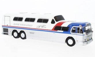 """GM Scenicruiser """"Greyhound - Pepsi Scheme"""" (White/Red/Blue)"""