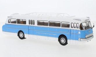 Ikarus 66 Bus (White/Light Blue)