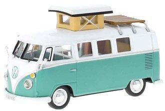 1966 VW Westfalia SO42 Camper (Green/White)
