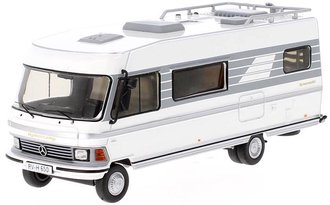 1:43 1985 Hymer Mobil Type 650 Camper (White/Gray)