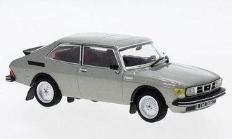 1:43 1977 Saab 99 Turbo (Gray)