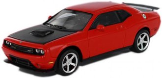 1:43 2009 Dodge Challenger SRT10 (Red)