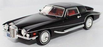 1971 Stutz Blackhawk Coupe (Black)