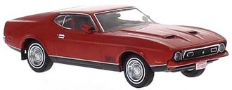1974 Ford Mustang Mach I (Red)