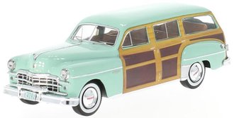 1:43 1949 Dodge Coronet Woody Wagon (Light Green)