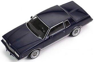 1981 Chevy Monte Carlo (Dark Blue)