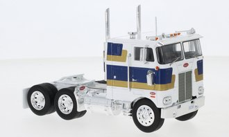1:43 1979 Peterbilt 352 H Tractor (White)