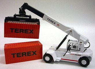 Terex Container Stacker (White)