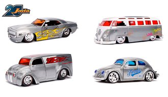 1:24 Jada 20th Anniversary - Wave 3 (Set of 4)