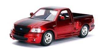 1:24 Just Trucks - 1999 Ford F-150 SVT Lightning (Candy Red)