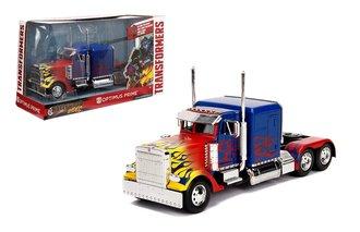 """1:32 11"""" Transformers 1 - Peterbilt 379 Optimus Prime"""
