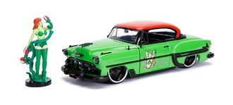 1:24 DC Comics Bombshells - 1953 Chevy Bel Air w/Poison Ivy