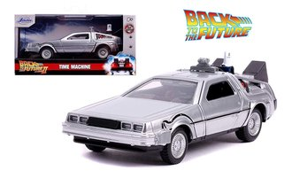 1:32 Hollywood Rides - Back To The Future Part II Time Machine