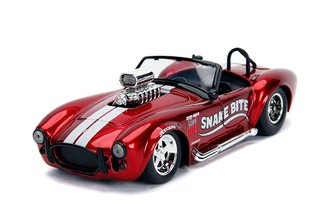 1:24 BTM - 1965 Shelby Cobra 427 S/C (Candy Red)