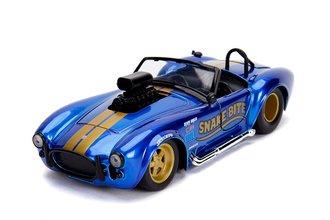 1:24 BTM - 1965 Shelby Cobra 427 S/C (Candy Blue)