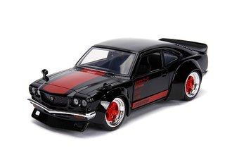 1:24 JDM - 1974 Mazda RX-3 (Glossy Black)