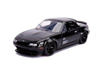 1:24 JDM - 1990 Mazda Miata (Glossy Black)