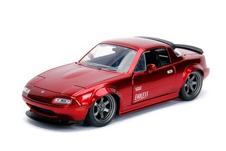 1:24 JDM - 1990 Mazda Miata (Candy Red)
