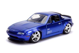 1:24 JDM - 1990 Mazda Miata (Candy Blue)