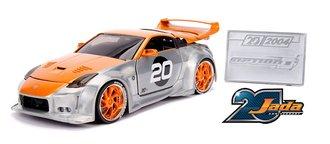 1:24 Jada 20th - Option D - 2003 Nissan 350Z