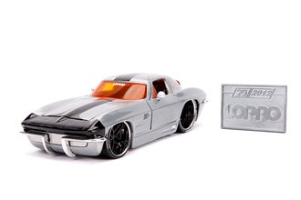1:24 Jada 20th - Lopro - 1963 Chevy Corvette