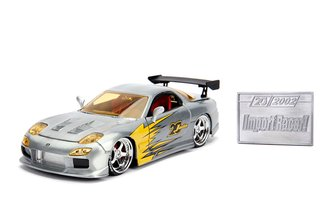 1:24 Jada 20th - Import Racer - 1993 Mazda RX-7