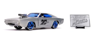 1:24 Jada 20th - Fast & Furious - 1970 Dodge Charger R/T