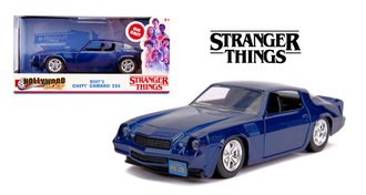 1:32 Stranger Things Billy's Chevy Camaro Z28