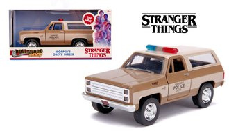 1:32 Stranger Things Hopper's Chevy Blazer