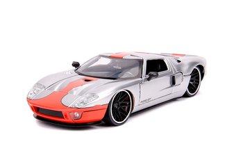 1:24 BTM - 2005 Ford GT (Silver)