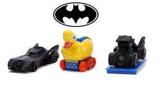 """Nano Hollywood Rides - 1.65"""" Batman (3-Pack)"""