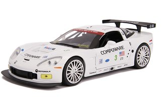 1:24 BTM - 2005 Corvette C6R (White)