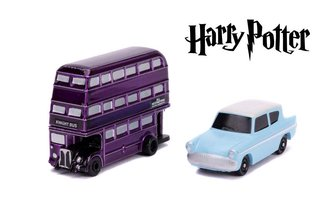 "Nano Hollywood Rides - 1.65"" Harry Potter (2-Pack)"