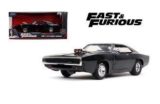 """1:24 F&F - Dom's 1970 Dodge Charger """"Fast & Furious 9 - The Fast Saga"""""""