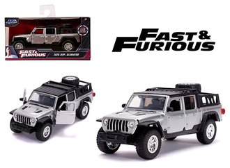 "1:32 F&F - 2020 Jeep Gladiator ""Fast and Furious 9"""