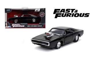 """1:32 F&F - Dom's 1970 Dodge Charger """"Fast & Furious 9 - The Fast Saga"""""""