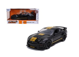 2020 Ford Mustang Shelby GT500 (Black w/Gold Stripes)