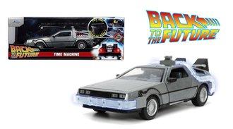 1:24 Back To The Future Part I DeLorean Time Machine