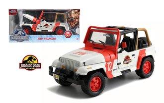 1:24 Jurassic World - 1992 Jeep Wrangler