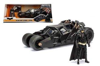 1:24 Batman™ Batmobile™ - 2008 The Dark Knight Tumbler™ w/Batman Figure