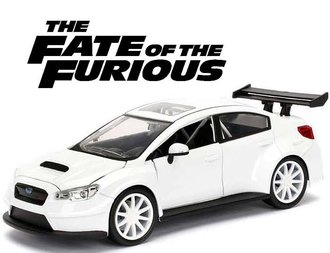"1:24 F&F - Mr. Little Nobody's Subaru WRX STI ""The Fate of the Furious (2017)"""