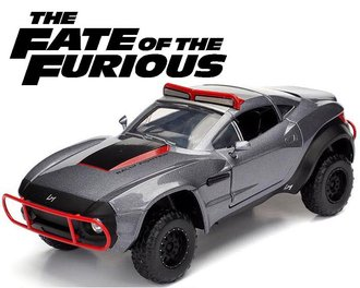 "1:24 Fast & Furious 8 - Letty's Rally Fighter ""The Fate of the Furious (2017)"""