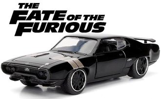 "1:32 F&F - Dom's Plymouth GTX ""The Fate of the Furious (2017)"""