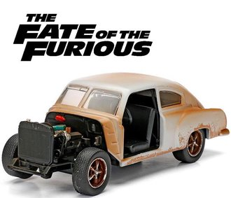 """1:32 F&F - Dom's Chevy Fleetline """"The Fate of the Furious (2017)"""""""