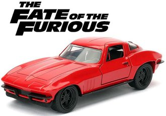 "1:32 F&F - Letty's Chevy Corvette ""The Fate of the Furious (2017)"""