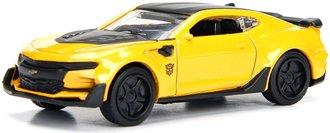 1:64 Transformers 5 - 2016 Chevy Camaro Bumblebee