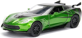 1:32 Transformers 5 - 2016 Chevy Corvette Stingray Crosshairs